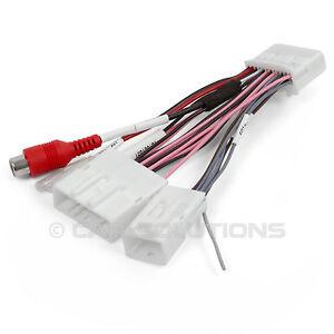 Appareil-Photo-Cable-de-connexion-pour-Nissan-Rogue-Micra-Juke-Connect-Monitor-24036BG00A