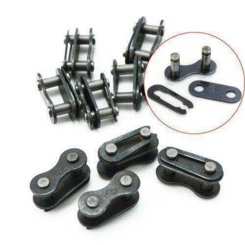 10 X Bicycle MTB Chain Split Quick Master Link Connector Joint Repair Speed Hot