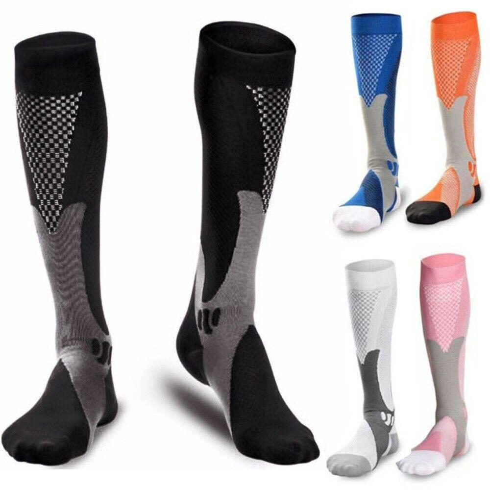 Socken Stretch Außen Reiten Kompression Wade Shin Bein Fitness Hot Ausverkauf