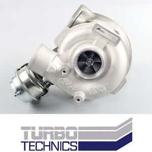 GT2256V GENUINE TURBO TECHNICS Turbo Charger for BMW X5 3 ...