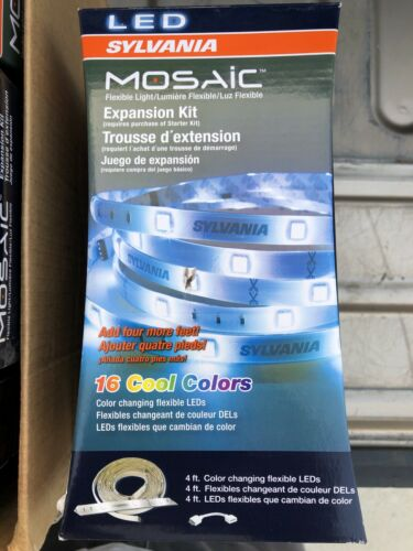 Pack of 6 Sylvania Mosaic LED Extension Kit