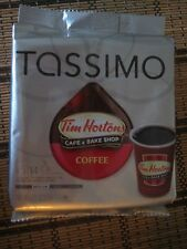 Tassimo Tim Hortons Coffee T Discs, 14 single cup,4.33 Ounce