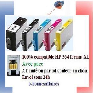 Cartouches-compatibles-HP-364XL-pour-imprimantes-DeskJet-3522-3524-D-5445-5460