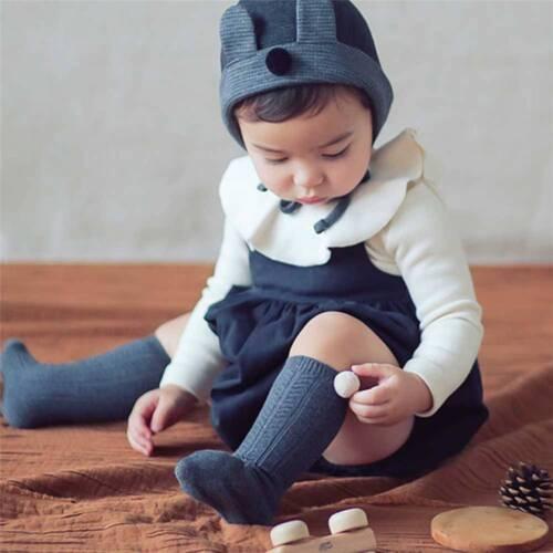 Baby Knee Socks Cotton Funny Pom Pom Socks Boys Girls Autumn Toddler Long Socks