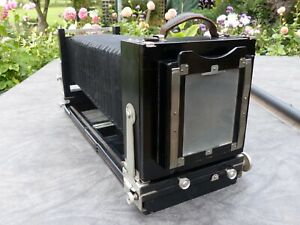 Vintage-Large-Format-Camera-In-Good-Condition