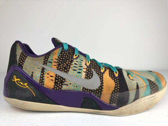 Nike Kobe 9 IX Low Pop Art Unleashed
