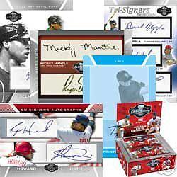 Brand New 2007 Topps Co-Signer MLB Baseball Pack 6 Card