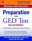 McGraw-Hill Education Preparation for the GED Test 2nd Edition by McGraw-Hill Education Editors and Cynthia Johnson (2015, Paperback)