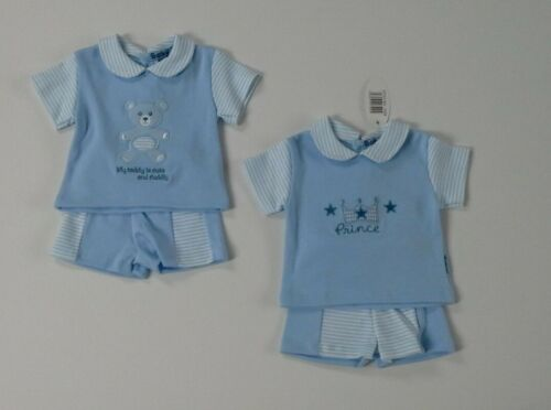 Premature tiny baby boys clothes two piece set 3-5 lbs 5-8 lbs