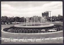 UDINE LIGNANO SABBIADORO 19 LIGNANO PINETA - FONTANA HOTEL Cartolina viagg. 1959