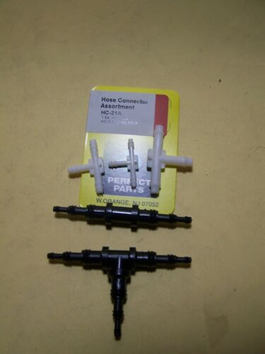 Vacuum Line connector  SMALL ASSORTMENT