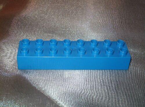 LEGO DUPLO Bloc de construction 12er 16er 20er XL longue pierres vert clair Bleu Rouge Jaune Brick