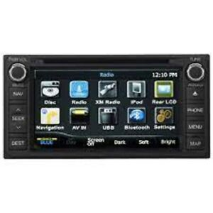 """Advent OTOMF1 Navigation System w/ 7"""" Touchscreen w/ Audio/Video Player"""