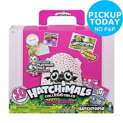 Hatchimals CollEGGtibles Hatchy Suitcase