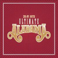 Alabama Cd - Ultimate Alabama: 20 1 Hits (2004) - Unopened - Country
