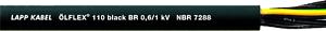 Lapp 1120233 ÖLFLEX CLASSIC 110 Black 0,6//1kV 3G0,75mm² Anschlussleitung ab 1m
