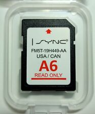 OEM A6 2013 2014 2015 Ford Edge Explorer Lincoln MKX MKT MKS Navigation SD CARD