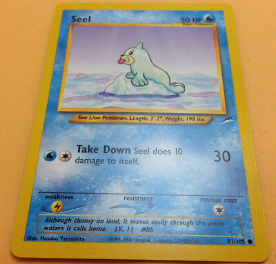 Mail from Bill Common Unlimited Pokemon Card Neo Destiny 105//105