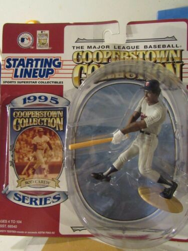 Starting Lineup Cooperstown Collection Rod Carew 1995 Series