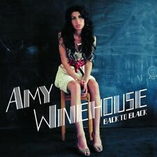 AMY WINEHOUSE - BACK TO BLACK - CD ALBUM - REHAB / TEARS DRY ON THEIR OWN +