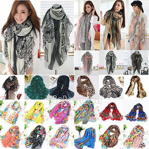 Fashion-Womens-Long-Boho-Scarf-Wrap-Ladies-Shawl-Girls-Large-Soft-Scarves-New