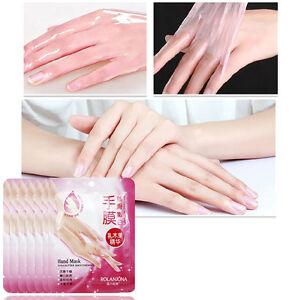 2Pcs-Handmaske-handschuhe-034-Rolanjona-034-Handpflege-Handpeeling-verjuengt-U7X6