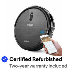 Ecovacs DeeBot N79 Self-Charging Robotic Vacuum Cleaner w/ WiFi & Max Suction