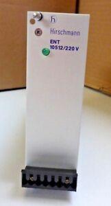 VERO-Hirschmann-PK60-Monovolt-Ent-10512-220V-Typ-136-10031D-NOS