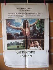 A1454 GREYSTOKE LA LEYENDA DE TARZAN REY DE LOS MONOS