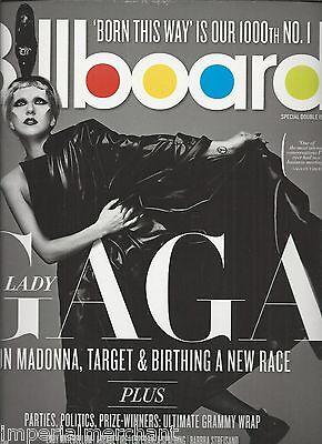Billboard Magazine Lady Gaga Grammys Sandy Vee Austin City Limits 1000 Hits 2011