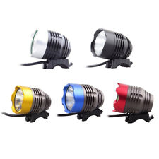 CREE XM-L T6 15LED 3Mode Bicycle Lamp Bike Light Headlight Cycling TorchLight MI