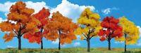 Woodland Scenics Tr3540 N/ho Harvest Blaze Trees 1 1/4 - 3 Train Scenery on sale