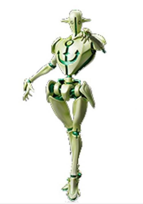 NEW Statue Legend  Jojolion  - Jojo'S Bizarre Adventure Part8 Soft And Wet F S