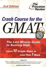 X45 Crash course for the GMAT