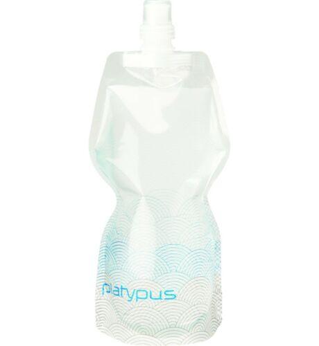 Platyplus faltbare Trinkflaschen 500 u 1000ml Festival Rucksack 22 o 24 Gram NEU