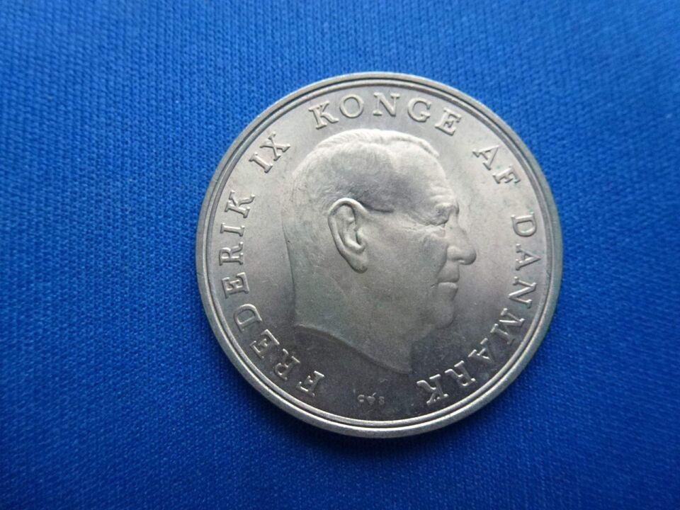 Danmark, mønter, 1969