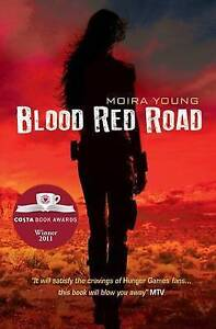 Blood-Red-Road-Dustlands-Young-Moira-Very-Good-Book