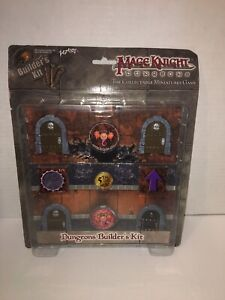 Dungeon-amp-Dragons-Mage-Knight-Dungeons-Builders-Kit-selling-set-3-ONLY