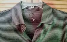 161699f48307c6 item 6 NEW Duo Dry C9 Champion Mens Polo Golf Shirt Gray Stripe Size Small  NWT Stretch -NEW Duo Dry C9 Champion Mens Polo Golf Shirt Gray Stripe Size  Small ...