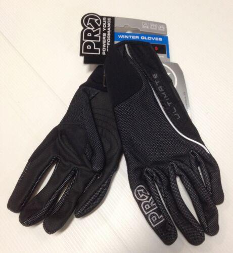 Guanti invernali antivento bici PRO Ultimate bike winter gloves windprotect S