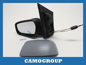 Left Wing Mirror Left Rear View Melchioni For FORD Focus 2004 08