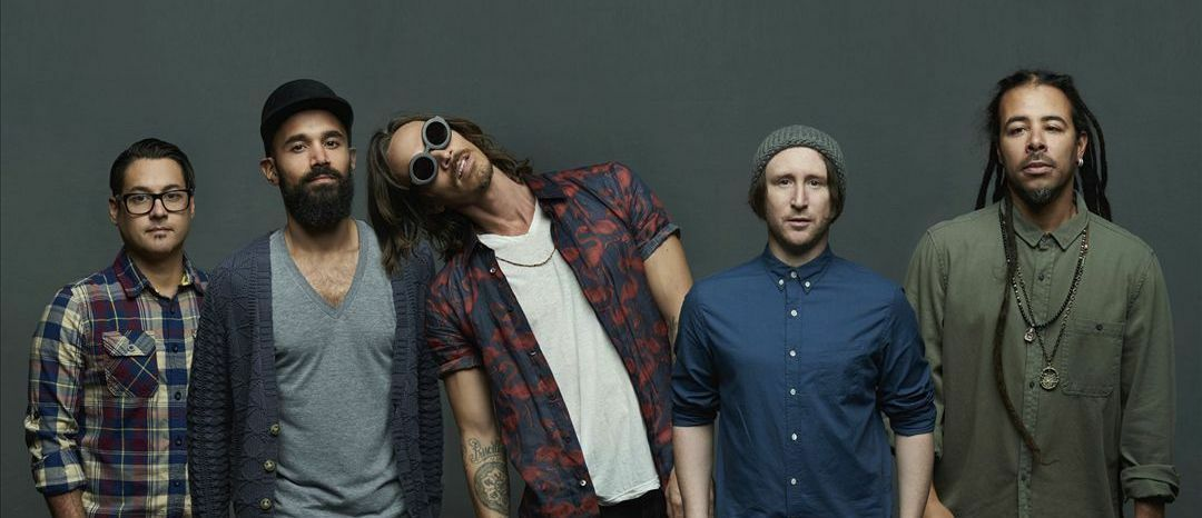 Incubus with Minus The Bear