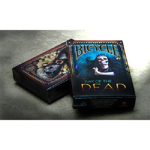 Bicycle Day of The Dead Playing Cards Deck Brand New