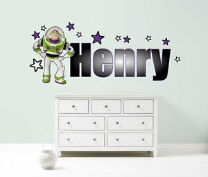 Toy Story Personalised Wall stickers