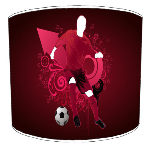 Football Factory Lampshades Ideal To Match Football Wall Murals Football Duvets.