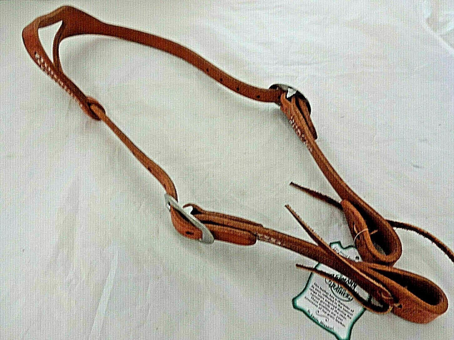 Half Sliding  California Ear Hermann Oak Harness Leather Headstall Horse Berlin  get the latest