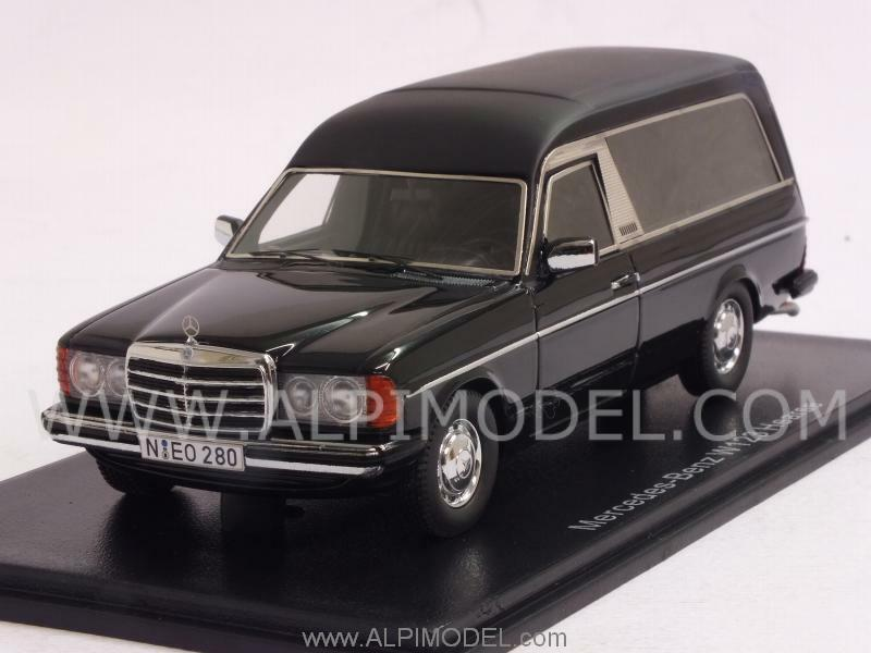 Mercedes  W123 Hearse 1978 1 43 NEO 45280  économiser 50% -75% de réduction