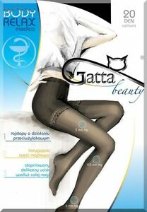 Gatta-Tights-034-Body-Relax-034-20-Denier-Special-Tights