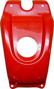 NEW HONDA TRX400EX TRX 400EX 99-07 FIGHTING RED PLASTIC GAS TANK COVER
