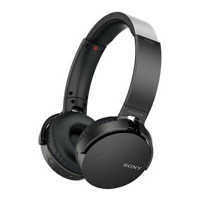 SONY MDR-XB650BT EXTRA BASS Wireless Bluetooth Headphones - Black - Currys